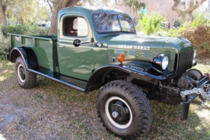 This Restored 1949 Dodge Power Wagon Is Beyond Cool