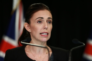 'When I speak, he will be nameless': New Zealand PM Jacinda Ardern vows to NEVER name the accused mosque shooter – as she opens parliament with a Muslim prayer