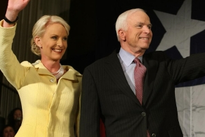 Cindy McCain posts hateful message she received from stranger