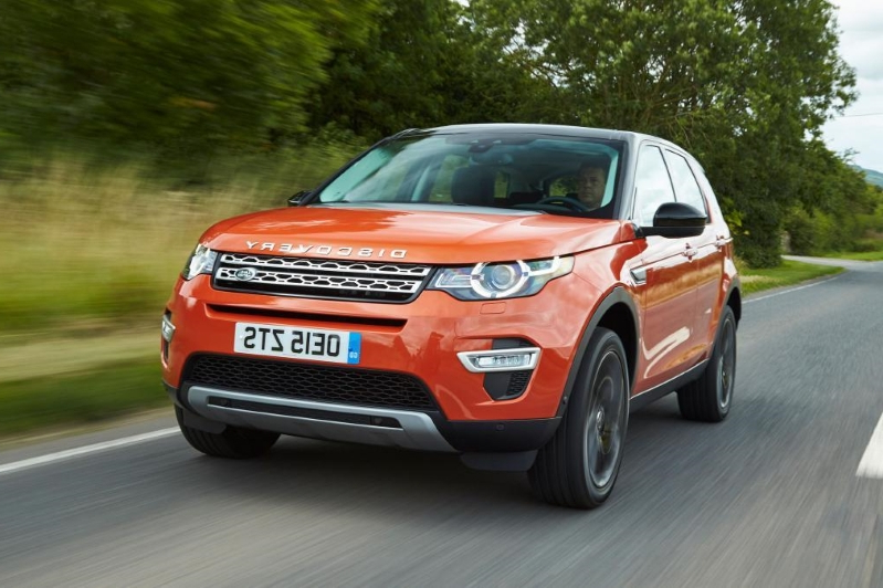 Land Rover Discovery Sport HSE review