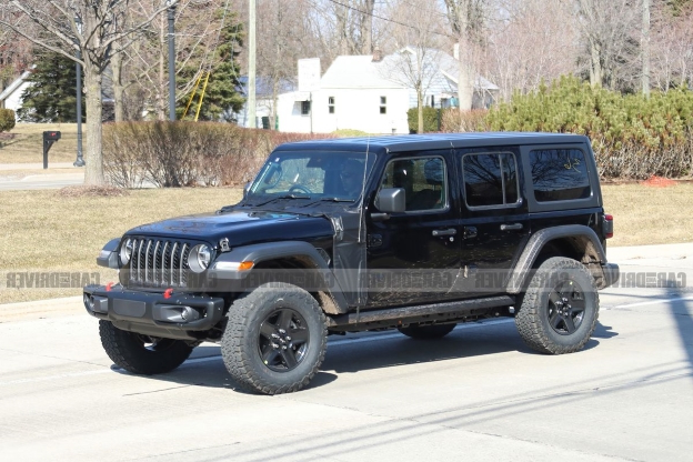 2021 Jeep Wrangler Plug-in Hybrid >> Reviews The Jeep Wrangler Plug In Hybrid Is Definitely A
