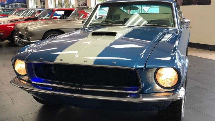 1967 Ford Mustang GTA Fastback Restomod