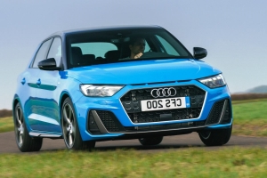 Audi A1 review: dinky hatchback is all grown up