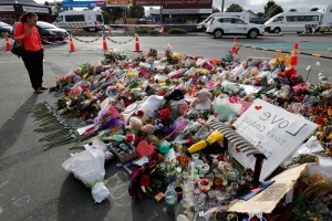 The Latest: NZ imam preparing for emotional Friday prayer