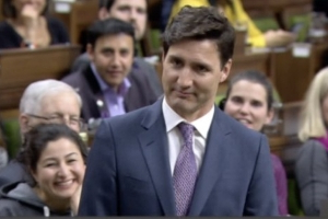 Trudeau Apologizes For Eating Chocolate Bar In House Of Commons