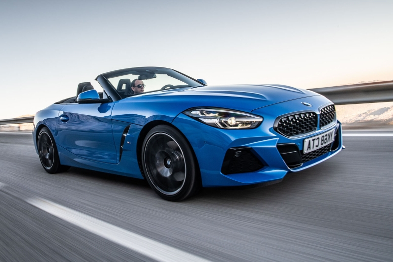 Cars Bmw Z4 Sdrive20i Sport 2019 Review Pressfrom United Kingdom