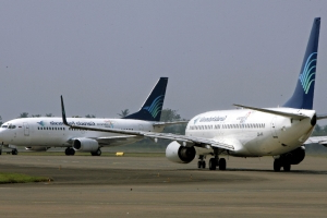 Garuda is canceling its order for 49 Boeing 737 Max 8 planes