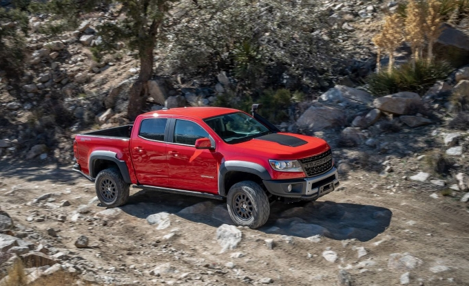 Reviews: The 2019 Chevrolet Colorado ZR2 Bison Is GM's Most