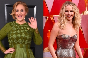 Adele And Jennifer Lawrence Party It Up Together At NYC Gay Bar