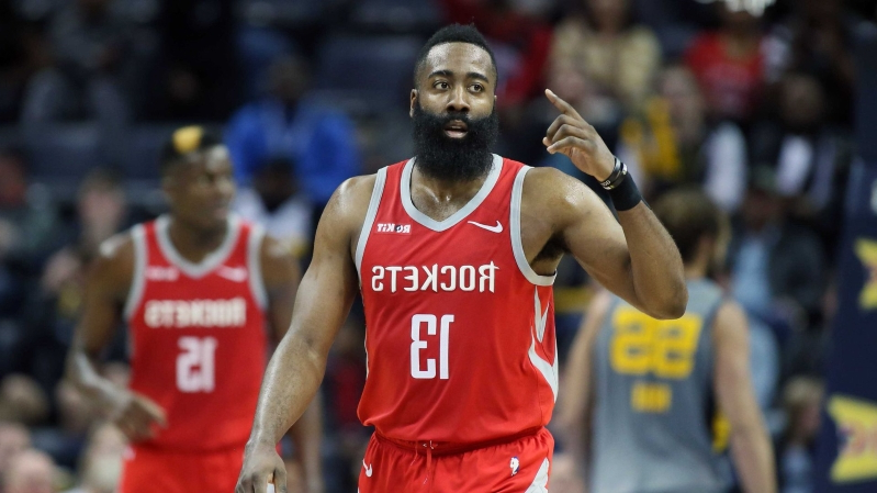 34dd82440c57 Sport  James Harden deserves to repeat as MVP - PressFrom - US