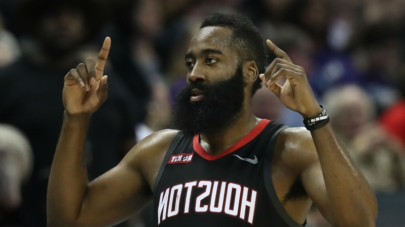 b131eea4ab26 Sport  James Harden now sits in a Rockets  category all by himself ...