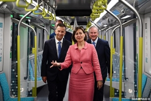 New trams and stadiums, a $50 Opal cap but NO toll relief - what Gladys Berejiklian's historic state election win means for you as Shooters party aim to relax gun laws