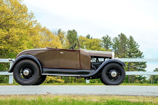 Ownership: Barn-Find 1929 Ford Model A Roadster Gets New Life As