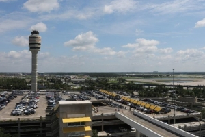 Boeing 737 Max makes emergency landing at Orlando International Airport