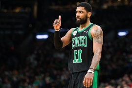 Celtics' Kyrie Irving to rest against Cavs, his former team
