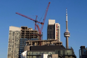 February sees jump in new homes sales, drop in new condo sales: report