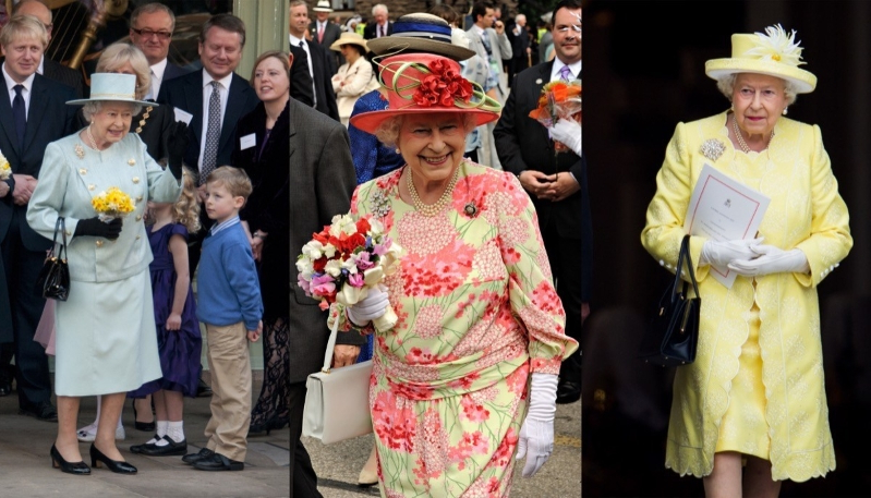 How the Queen Secretly Communicates With Her Staff Using Her Handbag