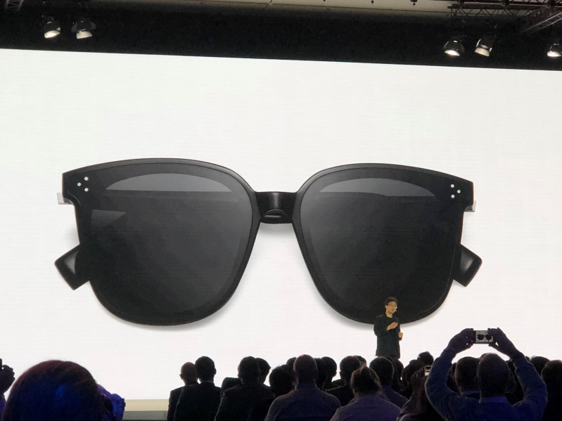 d0074bcc37 Money  Huawei unveils smart glasses