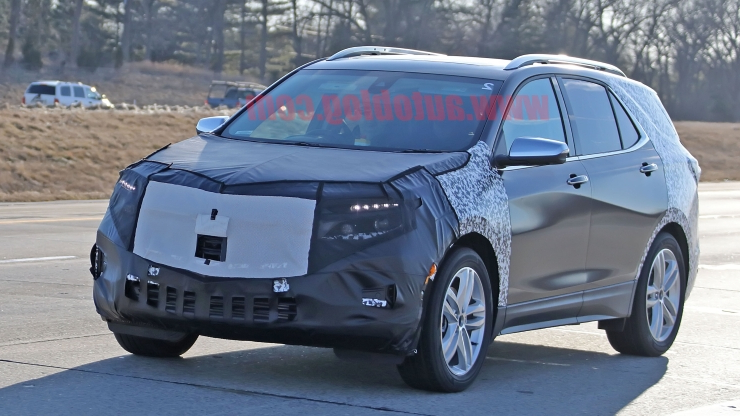 Reviews: 2020 Chevrolet Equinox spied with quad exhaust ...