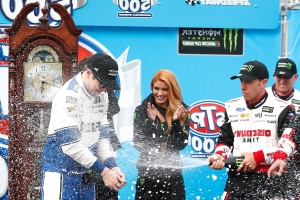 Brendan Marks: NASCAR's new craze? Forget the 'Big 3' … 2019 is shaping up as the year of the Big 2