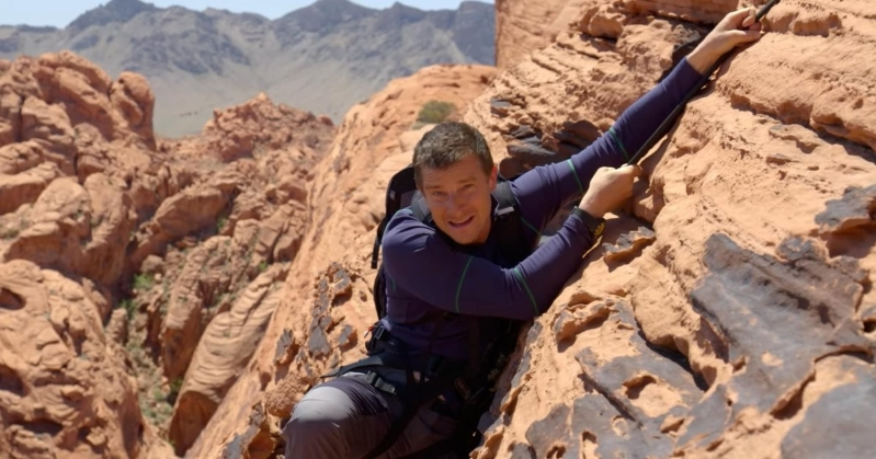 Should Bear Grylls fight a mountain lion? Netflix bingers decide in You vs. Wild trailer