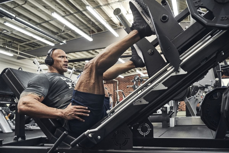 Health & Fitness: The Rock's Strength Coach Breaks Down His