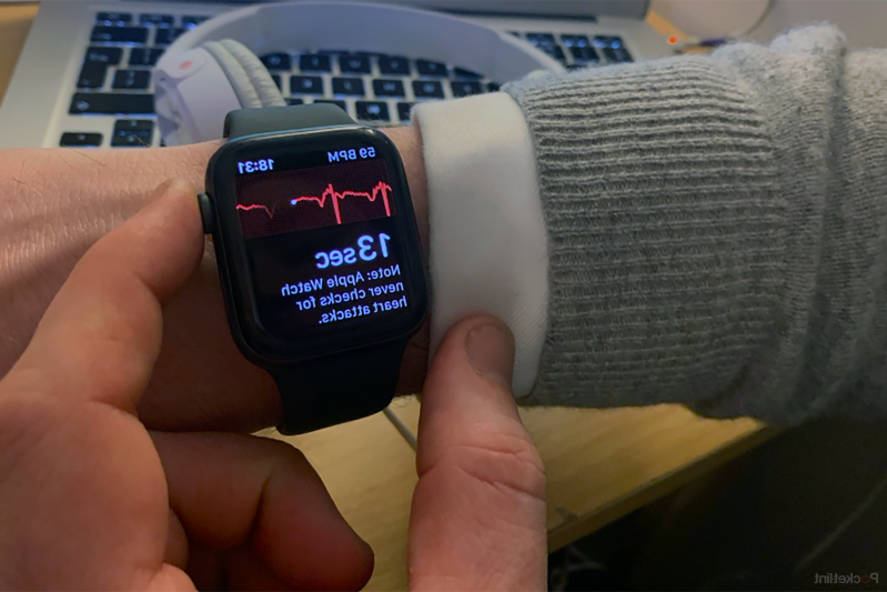 Money: Apple Watch ECG feature now live in UK and Europe