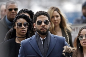 Chicago top prosecutor defends department on Jussie Smollett