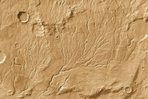 Study: Ancient Mars rivers were twice as wide as those on earth