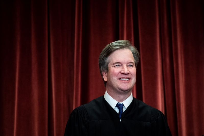 Brett Kavanaugh pivots as Supreme Court allows one execution, stops another
