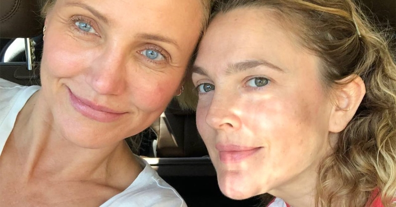 Drew Barrymore Gushes That Cameron Diaz Is Her 'Bestie, Sister': 'She's