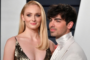 Sophie Turner Jokes Fiance Joe Jonas Is 'Fine' With Her Being 'In Love' With 'X-Men' Co-Star (Exclusive)