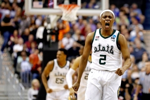 85ea18044d3 Sport  Michigan State s date with Duke a long-awaited showdown for Final  Four berth - PressFrom - US
