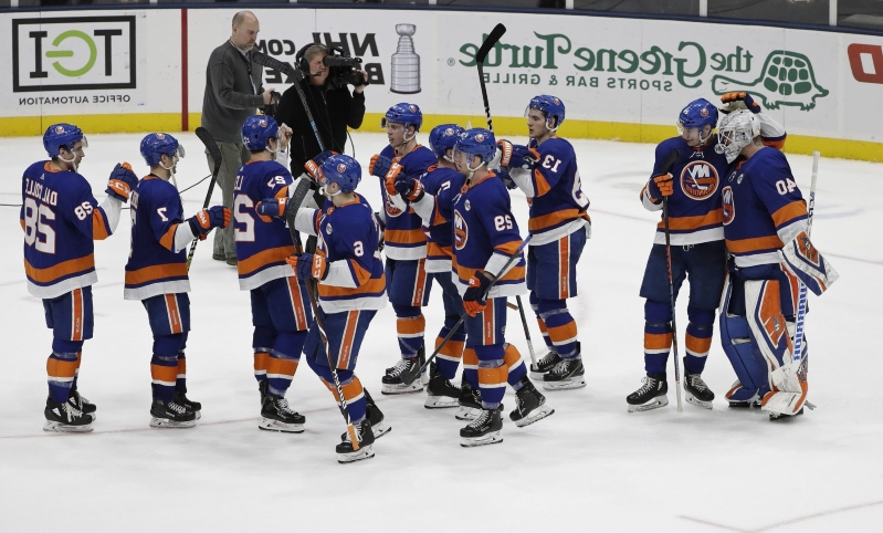 NHL Playoff picture after Saturday's games: Islanders clinch playoff spot