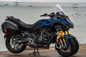 2019 Yamaha Niken GT First Ride