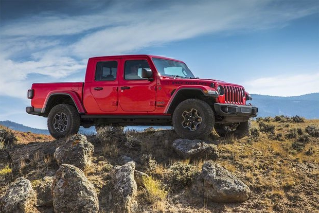 Auto Shows 2020 Jeep Gladiator Review The Wrangler Pickup That