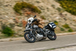 2020 Moto Guzzi V85 TT First Ride