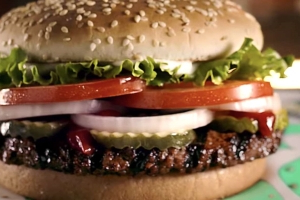 Burger King's Whopper Is Going 100% Meatless With Impossible Burger Patties