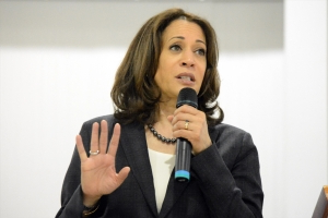 Harris' call for reform collide with her prosecutor past