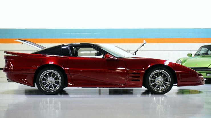 Classics: Is This The Most Exclusive C4 Corvette Ever Built