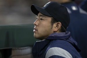 Mariners' Yusei Kikuchi remains with team after father dies: 'I will honor his wishes'