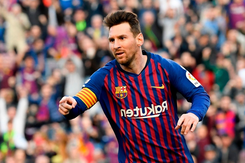 a79d0b470 Sport  Pope Francis says Messi is a  joy  to watch