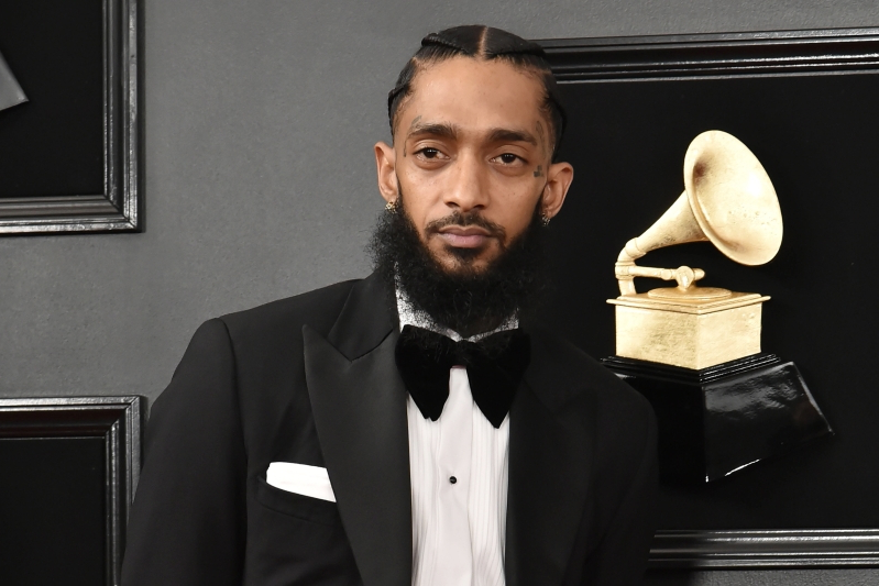 Rapper Nipsey Hussle shot multiple times in South L.A.