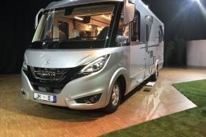 Neues Hymer Flagschiff auf Sprinter-Basis - Hymer B-Klasse Masterline (2020)