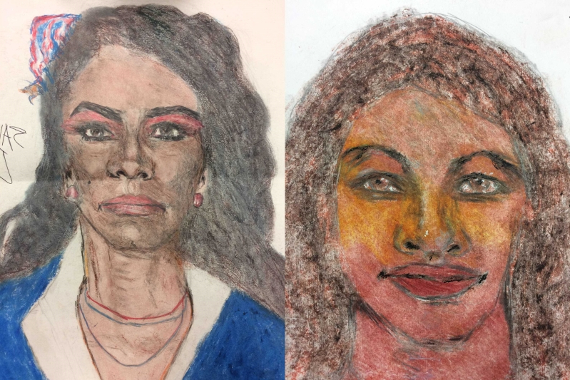 Serial killer's drawings are solving decades-old cases. But who are these Savannah women?