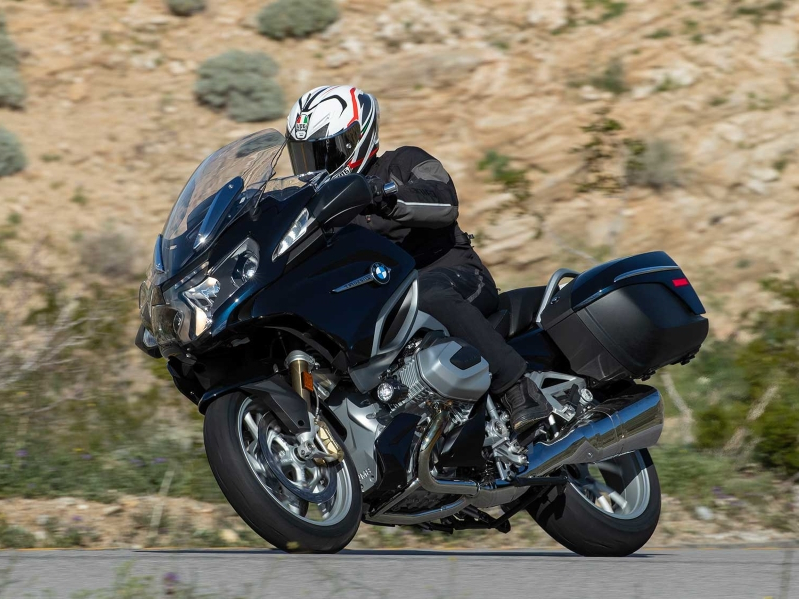2019 BMW R1250RT First Ride Review