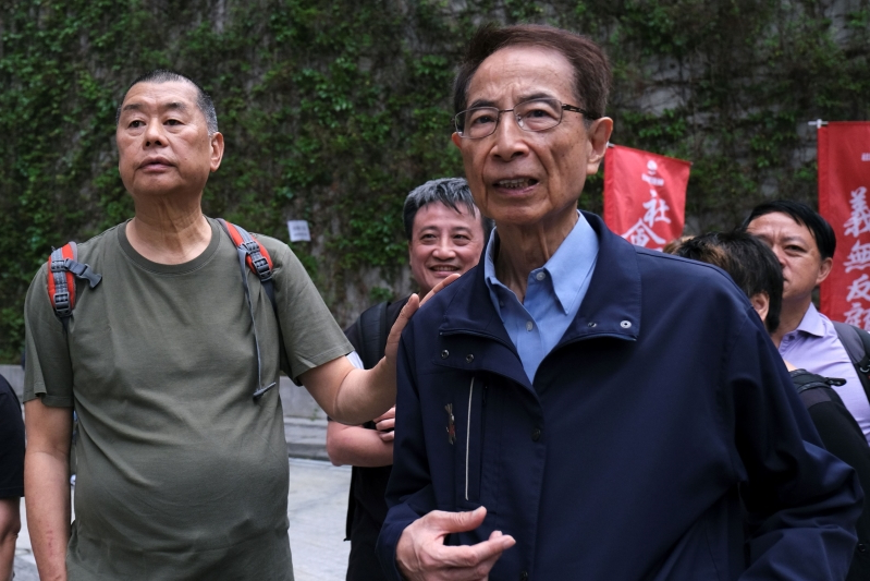 World: Hong Kong launches new extradition law despite opposition
