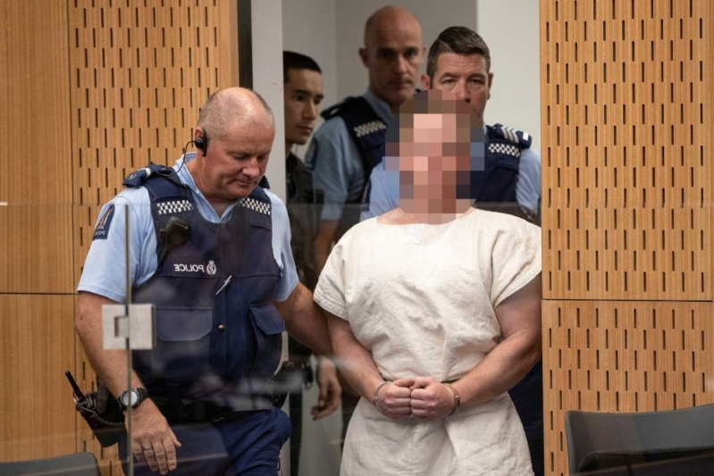 Australia: Accused Christchurch shooter Brenton Tarrant charged with