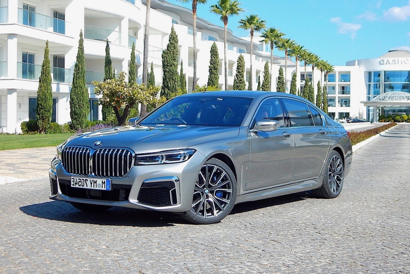 Auto Shows First Drive 2020 Bmw 7 Series Pressfrom Canada