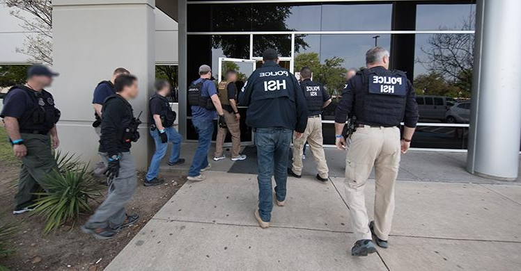 US: ICE arrests 280 at Texas firm, biggest immigration bust in a